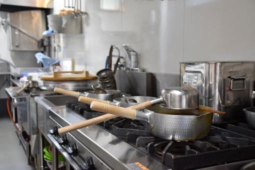 業務用厨房クリーニング